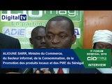 [INTERVIEW] - IT Forum Sénégal 2016 - Alioune Sarr : Ministre du Commerce du Sénégal