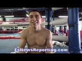 Gallo Gomez: Abner Mares SHOULD TRY TO MAKE AS MUCH MONEY AS HE CAN; HE CAN'T DO MUCH!!! - EsNews