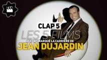 De Brice de Nice à The Artist : les plus grands rôles de Jean Dujardin dans notre Clap 5