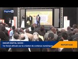 [REPORTAGE] - DAKAR DIGITAL SHOW : 1er forum africain sur la création de contenus numériques