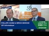 [INTERVIEW] - IT Forum Sénégal 2016 - Phillipe Cahez et Brice Demoge : GFI Informatique