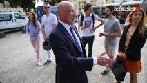 Législatives. Eric Ciotti à Nice : « J'incarne le renouvellement »