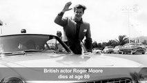 James Bond star Roger Moore dies aged 89