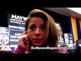 Yulihan Luna, Carolina Duer & Mariana Juarez Beautifuol Female Boxers - esnews boxing