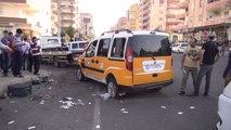 Diyarbakır'da trafik kazası  4 yaralı