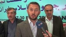 """HÜDA PAR'dan """"İran İhracat Zirvesi"""" fuarına ziyaret"""