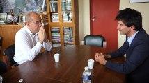 On a filmé la visite d'un candidat insoumis chez un maire anti-mariage pour tous