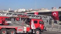 İstanbul Cumhuriyet Başsavcılığı Olayla ilgili 13 kişi gözaltına alındı