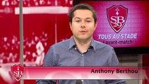 Tous au stade : l'avant-match / Brest - Gazelec Ajaccio (1ère partie)