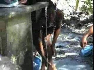 PORT-AU-PRINCE drop for drop  (Haïti) extrait