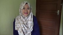 Tutorial Hijab SEGI EMPAT Kekinian Terbaru Pakai Ninja #NMY Hijab Tutorials