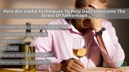 When Dad Has Postpartum Depression