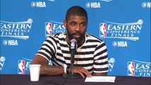 【NBA】Kyrie Irving Postgame Interview #2 Celtics vs Cavaliers Game 4 May 23 2017 NBA Playoffs