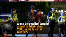 ISIS Claims Responsibility for Manchester Concert Attack; 22 Are Dead -