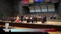 Konzervatoř absolventský koncert 18.5.2017 D. Kabalevskij: Koncert pro violoncello g moll, 1. věta