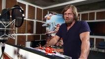 PLANES 2 - Making of - Heldentraining mit Henning Baum  - Di