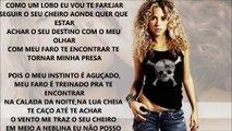Shakira - She wolf (Versão em português) Tiago leonardo versões letra