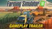 Farming Simulator 18 - Vidéo de gameplay