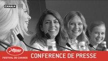 THE BEGUILD - Conférence de Presse- VF - Cannes 2017