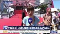 """Lindon de retour sur la croisette pour défendre """"Rodin"""" en compétition"""