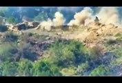 پاکستان آرمی نے نئی ویڈیو ریلیز کر دی ۔۔۔ پاکستان آرمی نے کیسے بھارتی چوکیوں کے پرخچے اڑا دیے ۔۔۔