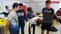 Lorient. Quatre élèves du lycée Colbert en finale d'un concours d'invention