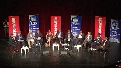 VIDÉO. Législatives : le débat de la 1ère la circonscription de Haute-Corse