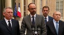 Le Gouvernement pleinement mobilisé contre le terrorisme