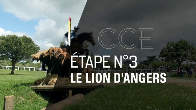 GRAND NATIONAL : LE MAG - CCE n°3 au Lion d'Angers