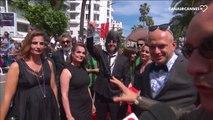 Arthur de Pins & Alexis Ducord vous présentent l'équipe du film Zombillénium - Festival de Cannes 2017