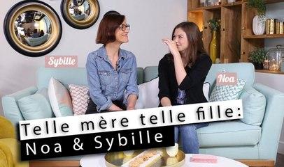 Telle mère telle fille - Sybille & Noa