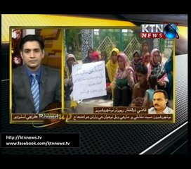 Sindh Raound Up- 6 PM - Mehtab - 24th May 2017