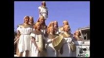 Joseph Davidovits reproduit les pierres de la grande Pyramide de Gizeh