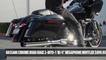 Baggers Sound-Off Milwaukee-Eight Edition: Bassani Road Rage 2-Into-1
