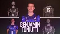 Volley - TQCM - Bleus : Toniutti vu par ses coéquipiers