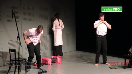 Varoterem Projekt - Marti- Spectacol Choirtemporan
