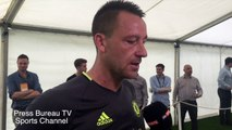 John Terry Interview pre Chelsea vs Arsenal FA CUP FINAL