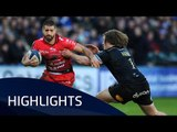 Bath Rugby v RC Toulon (Pool 5) Highlights – 23.01.2016