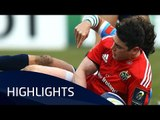 Benetton Treviso v Munster Rugby (Pool 4) Highlights – 24.01.2016