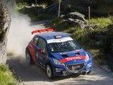 Carlos Sainz s'éclate en Peugeot 208 T16 au Portugal [video]