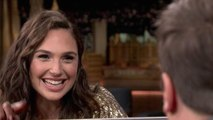 Gal Gadot and Jimmy Fallon Face Off in 'Box of Lies' Game | THR News