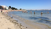 Du soleil et du monde sur les plages