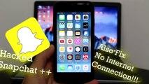 Se connecter pourrait réparer Télécharger évasion de prison ne dans aucun pas toucher Snapchat hacks 2016 iphone ipad ipod