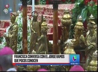 Jorge Ramos: Me encantaria creer en Dios pero no puedo
