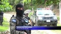 Policía Militar realizo varias detenciones