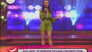 En Boca de Todos Korina Rivadeneira debutó como conductora de TV