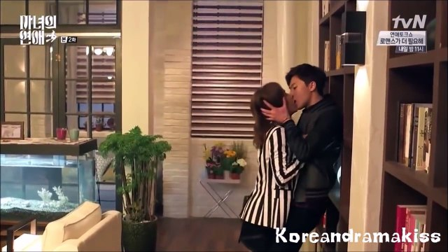 Korean drama kiss scene collection, Korean romantic kiss scene, Korean dramas kiss so sweet (3)