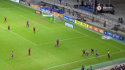 Armero erra chute de forma lamentável na final da Copa do Nordeste