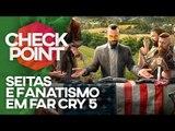 XBOX GAME PASS, MARIO + RABBIDS E MELHORES GAMES NA PS PLUS - Checkpoint!