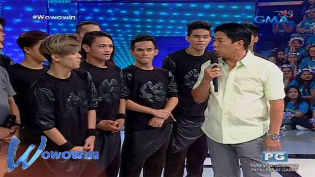 Wowowin: Willie Revillame at mga hurado, napahanga ng Freestylers Laguna
